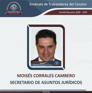 Secretario de Asuntos Jurídicos