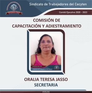 Comisión de Capacitación y Adiestramiento Secretaria