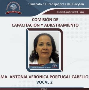 Comisión de Capacitación y Adiestramiento Vocal 2