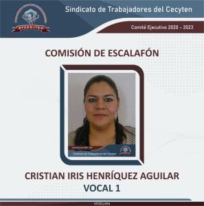 Comisión de Escalafón Vocal 2