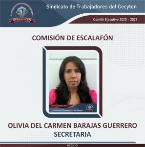 Comisión de Escalafón Secretaria