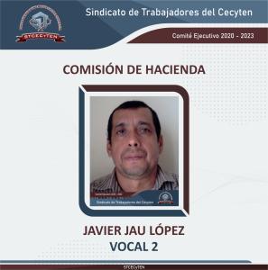 Comisión de Hacienda Vocal 2