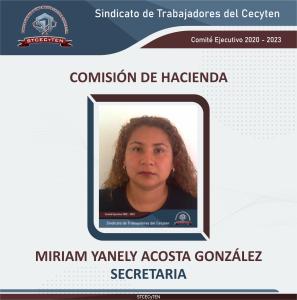 Comisión de Hacienda Secretaria