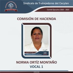 Comisión de Hacienda Vocal 1