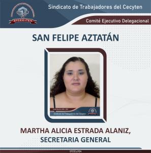 Secretario General Delegacional