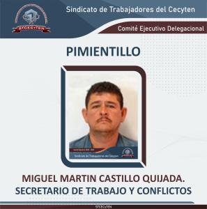 Secretario de Trabajo y Conflicto