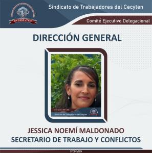 Secretario de Trabajo y Conflicto Delegacional