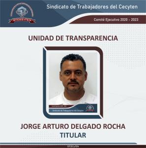 Titular de la Unidad de Transparencia 2020 - 2023